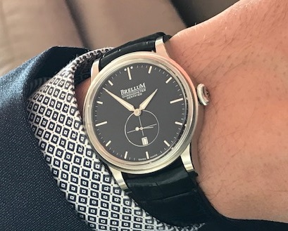 "Brellum WYVERN Classic ""Petite Seconde"" Chronometer"