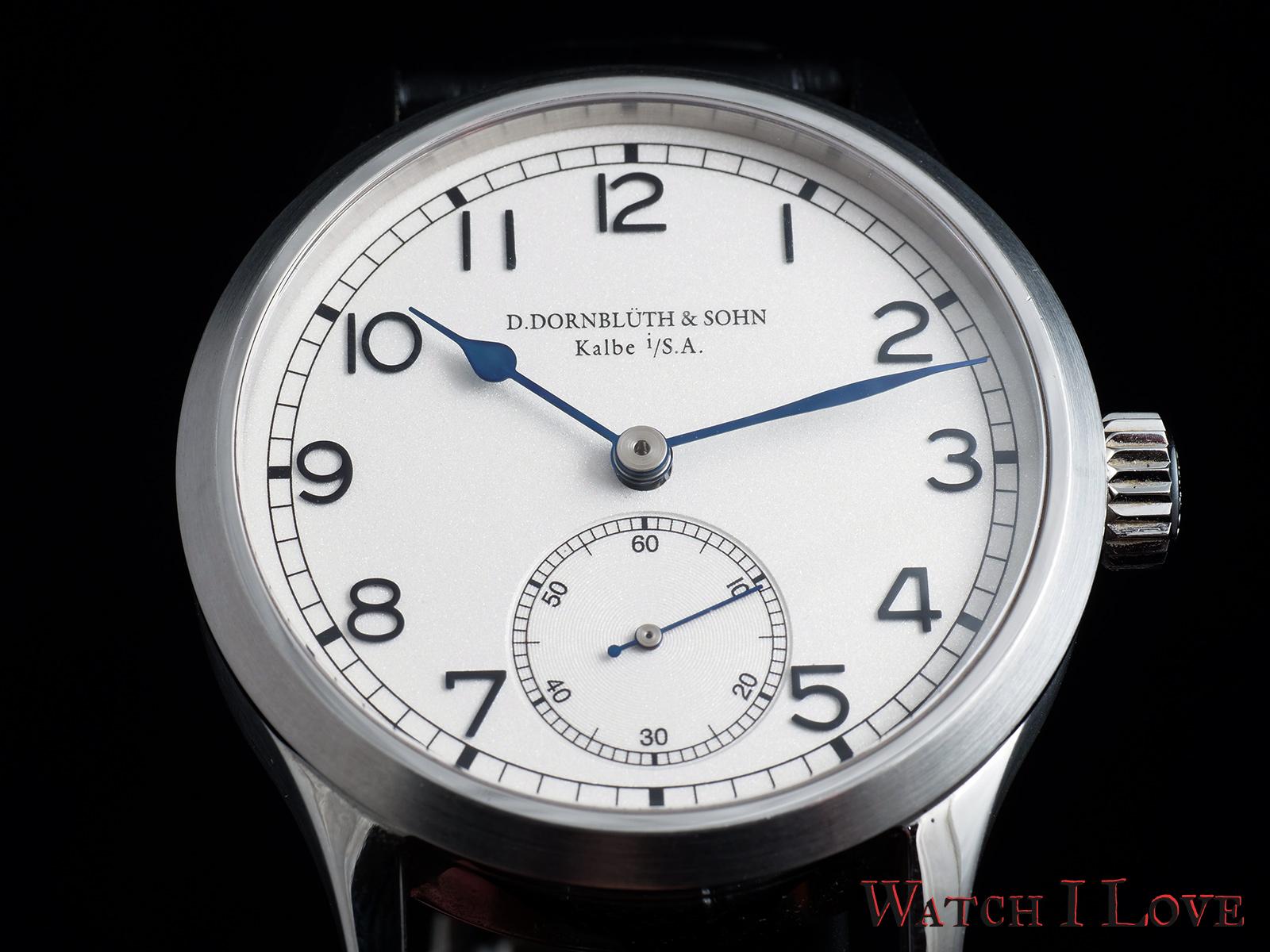 Dornbluth Q-2010 Classic oblique dial