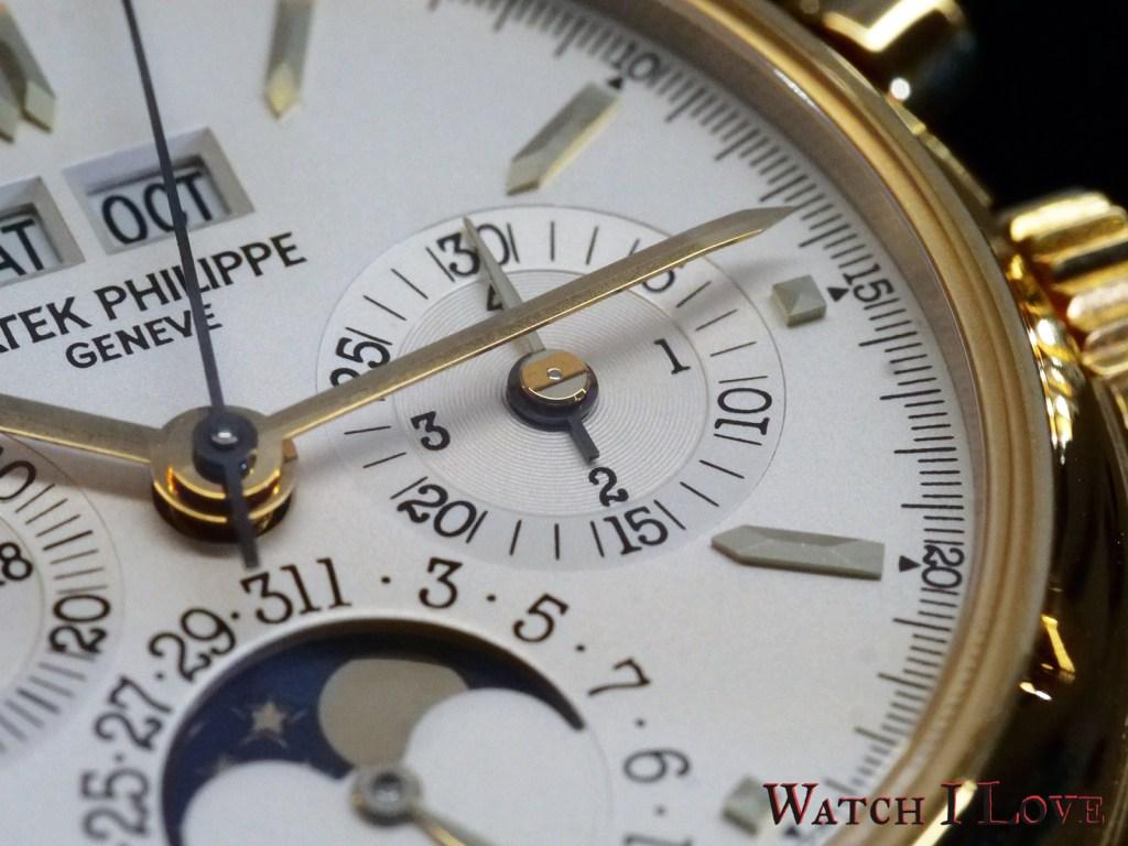 Patek Phillipe Grand Complication Ref.3970