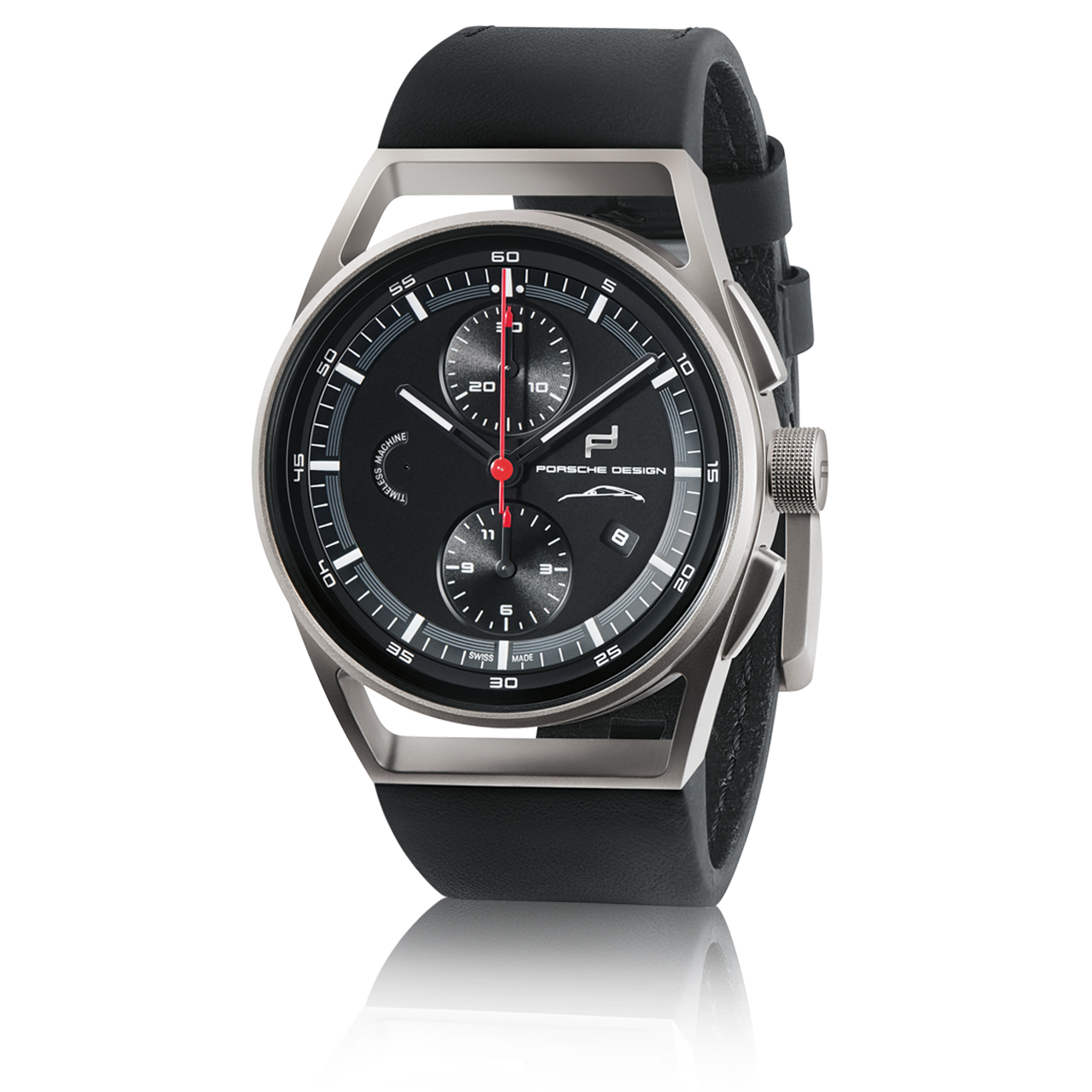 Porsche Design 911 Chronograph Timeless Machine Limited Edition