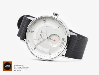 NOMOS Glashuette Autobahn neomatik 41 Good Design Award