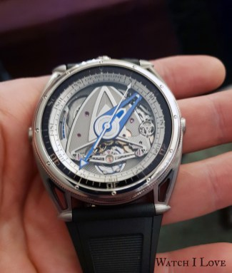 De Bethune DB28GS Grand Bleu 2