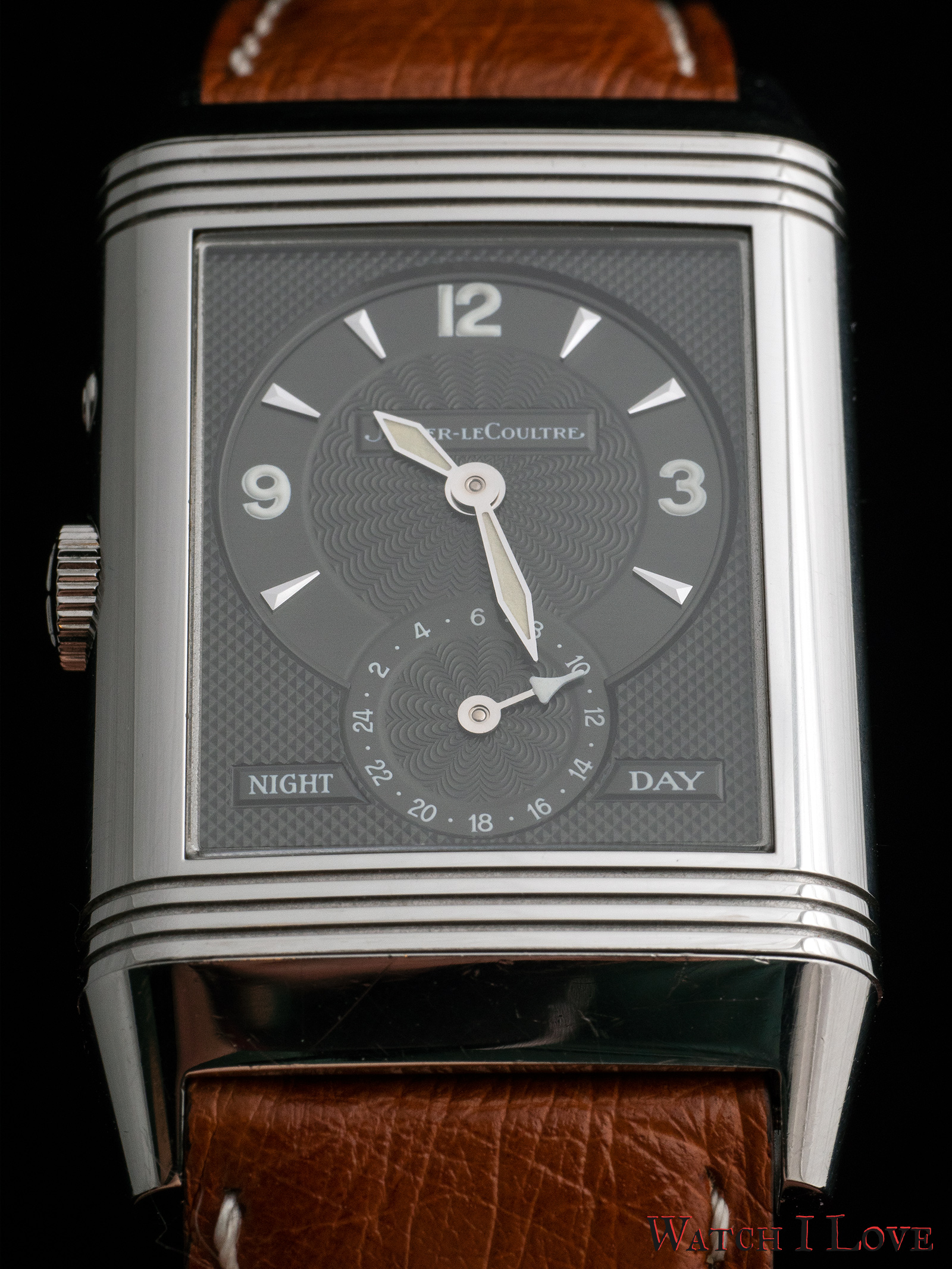 Jaeger-LeCoultre Reverso Duoface Night&day portait