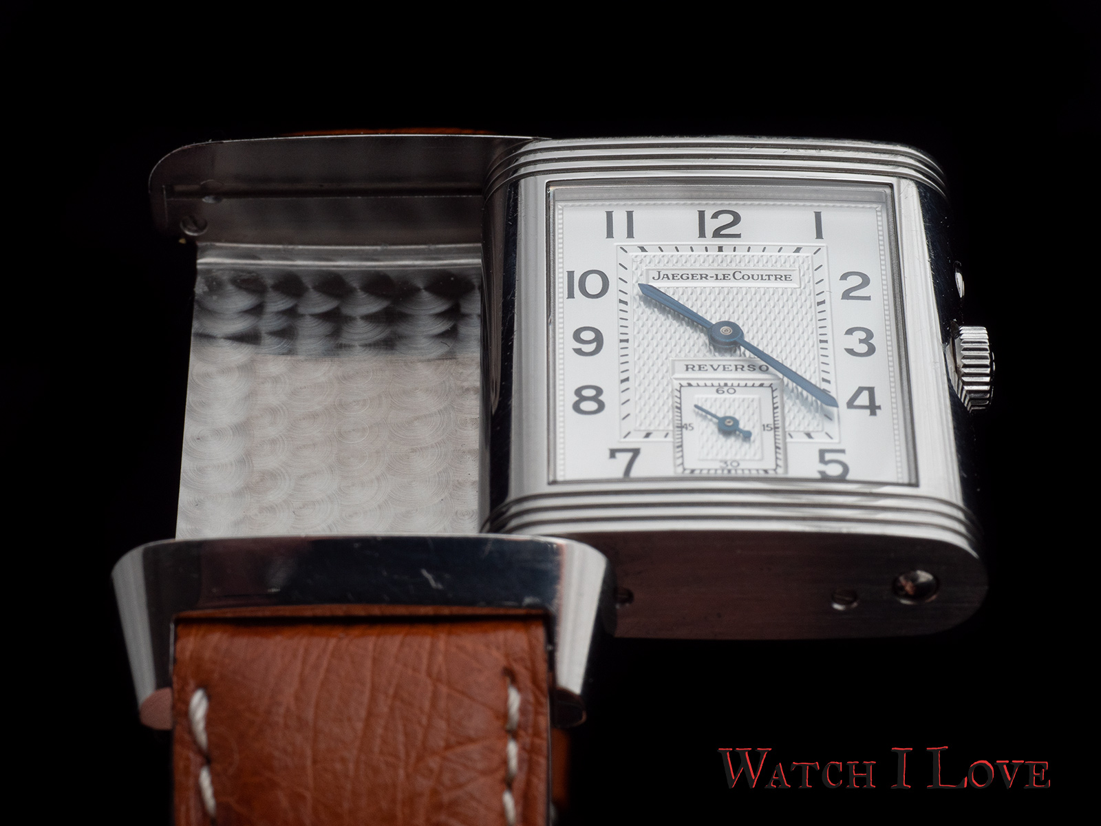 Jaeger-LeCoultre Reverso Duoface Day&Night open