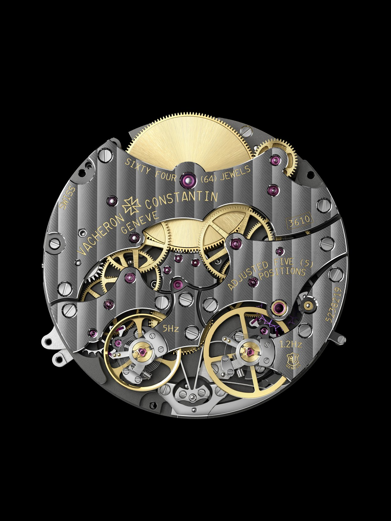Vacheron Constantin Traditionnelle Twin Beat Perpetual Calendar