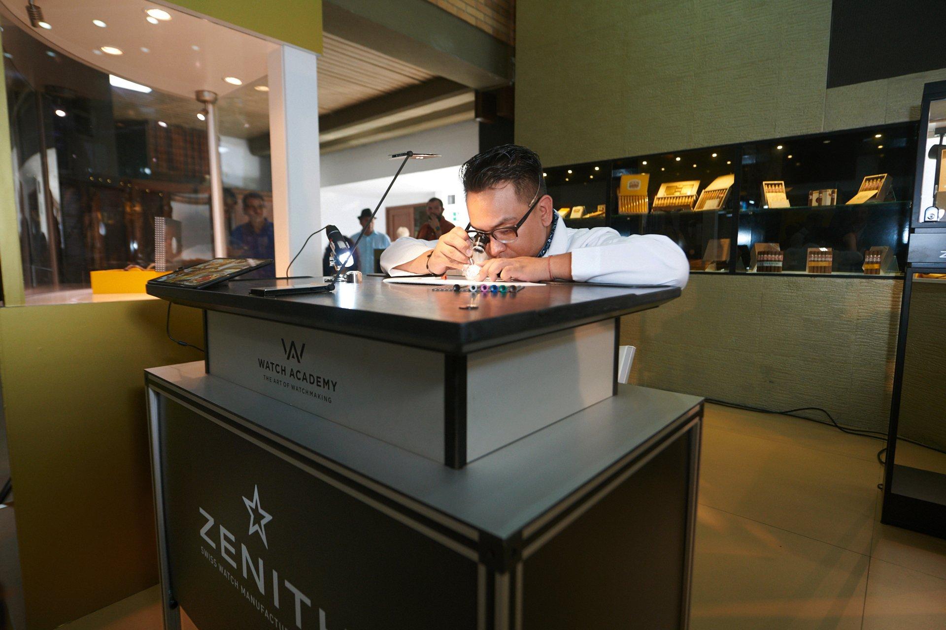 Zenith Watchmaker