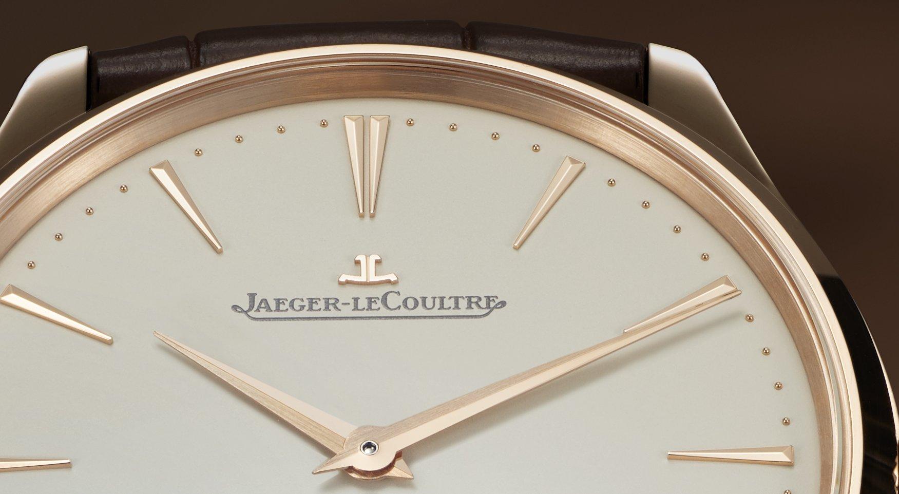 Jaeger-LeCoultre Master Ultra Thin Tourbillon