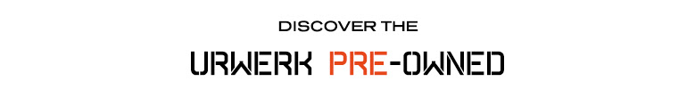 Urwerk Pre-owned