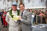 Iwc racing team wins the Tony Gaze Trophy at Goodwood
