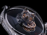 Legacy Machine FlyingT Black Lacquer edition movement