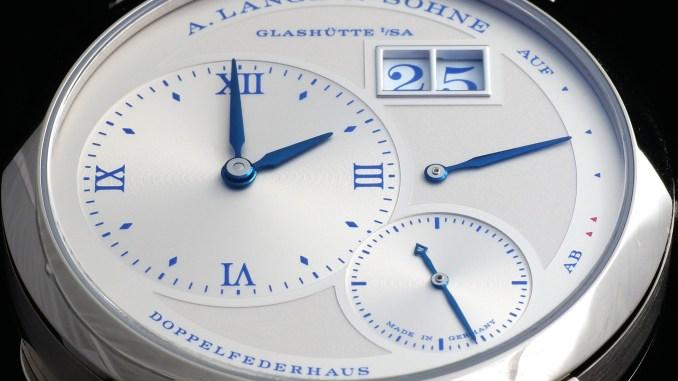 A. Lange Soehne LANGE 1 25th Anniversary
