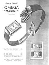 "OMEGA Ocean ""Marine"""