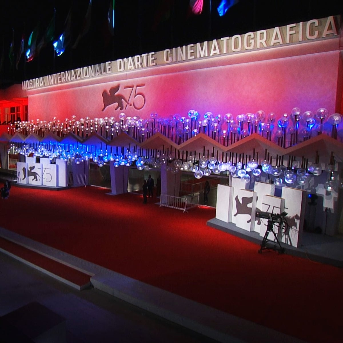 Jaeger-LeCoultre sponsors the 76th Venice International Film Festival