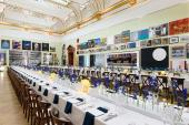 Jaeger-LeCoultre gala dinner at London's Royal Academy of Arts