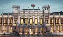 London's Royal Academy of Arts