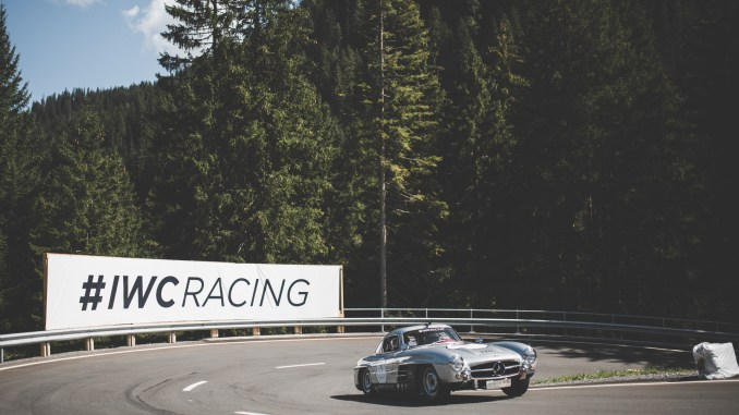 IWC Racing Team at Arosa Classic Car 2019