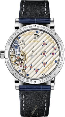"""A. Lange & Söhne LITTLE LANGE 1 MOON PHASE """"25th Anniversary"""""""