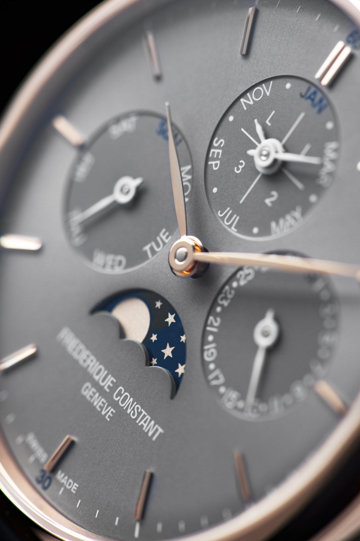 Frederique Constant Slimline Perpetual Calendar Manufacture
