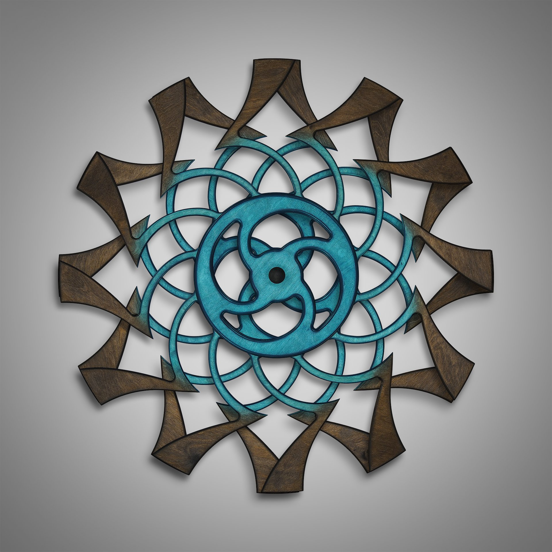 Kinetic Sculpture Tranquil