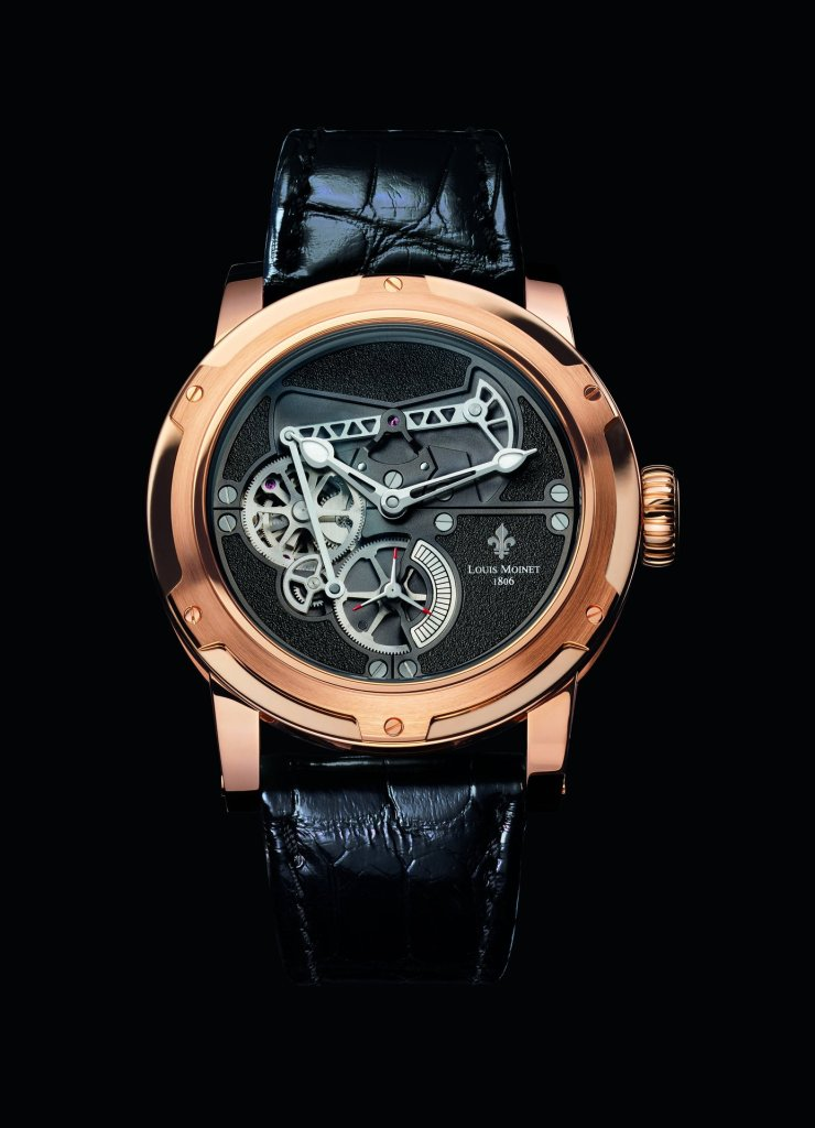 Louis Moinet Derrick LM-64.50.50 Limited Edition of 12 watches