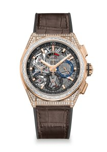 Zenith Defy El Primero 21 High Jewelry Reference: 22.9000.9004/71.R585