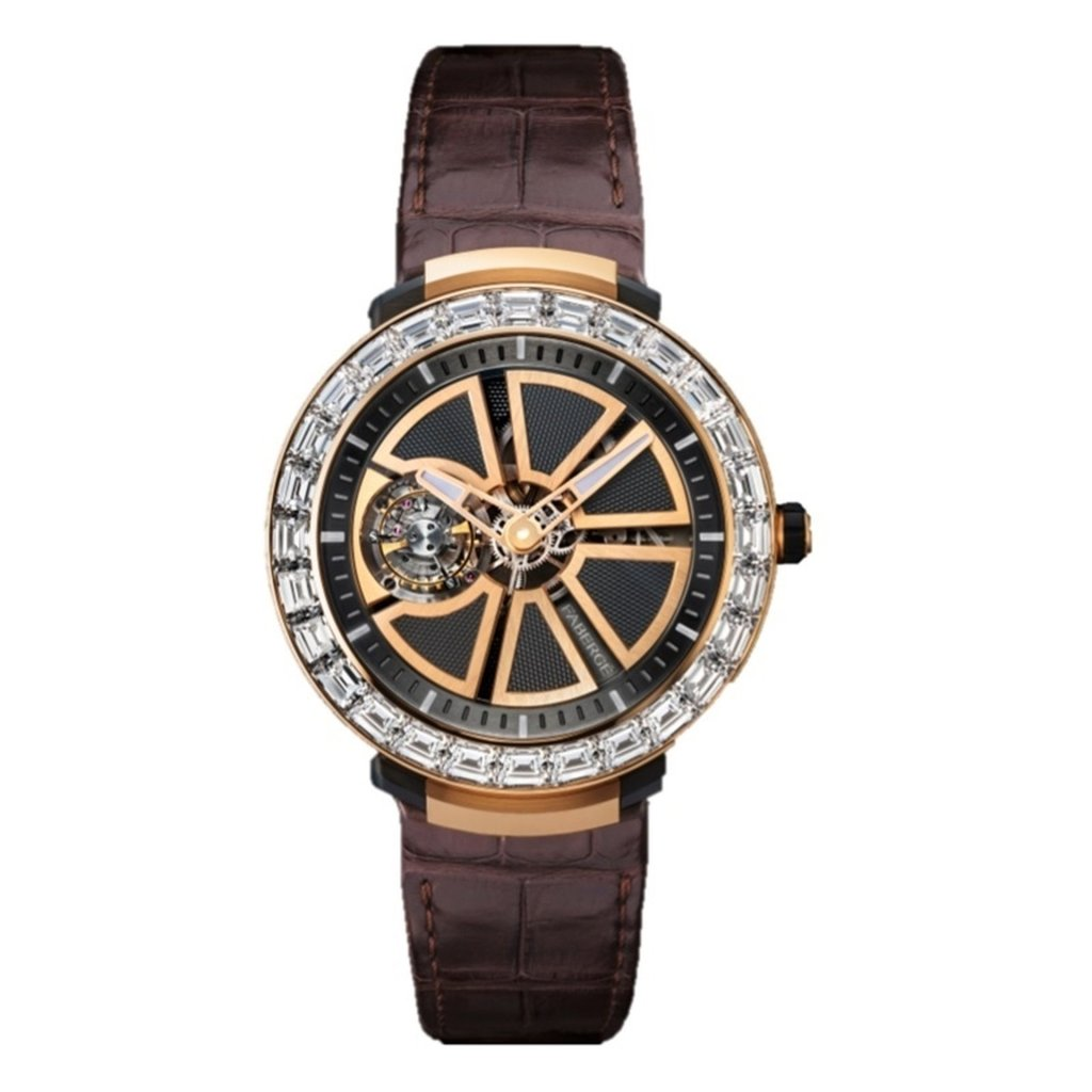 Fabergé Visonnaire I Rose Gold Watch