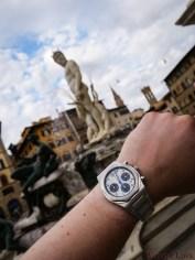 In Piazza della Signoria, Florence