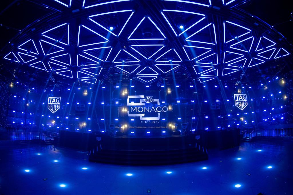 Monaco 5th limited editon launch in Shanghai - Event Venue