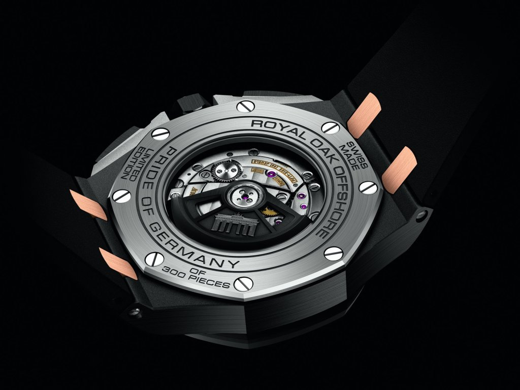 "Audemars Piguet Royal Oak Offshore Selfwinding Chronograph ""Pride of Germany"" ROO_26415CE-OO-A002CA-01"
