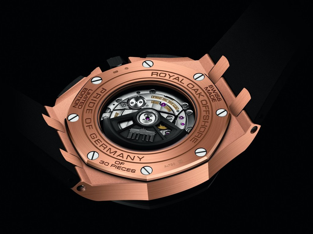 "Audemars Piguet Royal Oak Offshore Selfwinding Chronograph ""Pride of Germany"" ROO_26416RO-OO-A002CA-01"