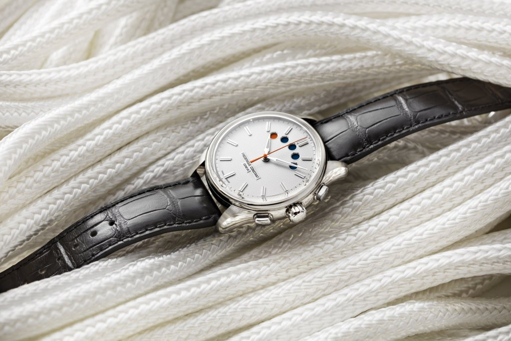 Frederique Constant Yacht Timer Regatta Countdown