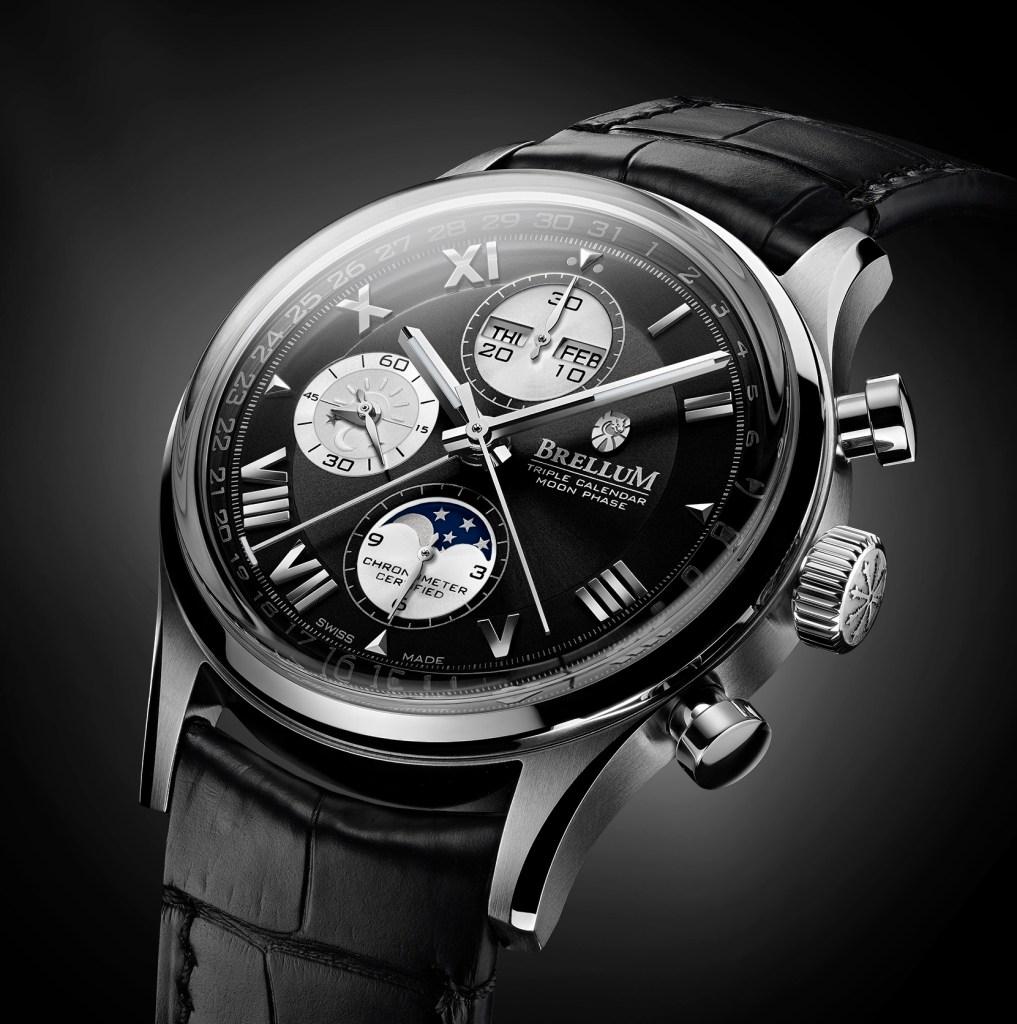 Duobox Classic LE.5 Chronometer