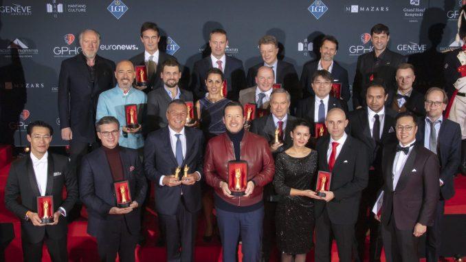 Grand Prix d'Horlogerie de Genève 2019 (GPHG) - The winners