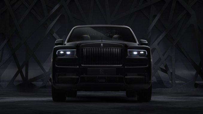Rolls-Royce Black Badge Cullinan