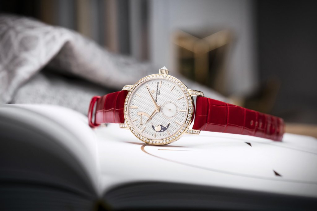 "Vacheron Constantin Traditionnelle ""Catcher of Time"" Limited Edition – Ladies Model REFERENCE 83570/000R-B691"