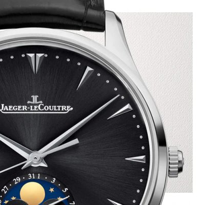 Nicholas Hoult - Jaeger-LeCoultre Master Ultra Thin Moon