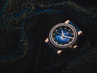 RJ Star Twist Gold Blue Magellanic Cloud