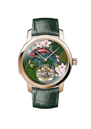 Les Cabinotiers Minute repeater tourbillon - Four seasons spring Reference 6520C-000R-B604