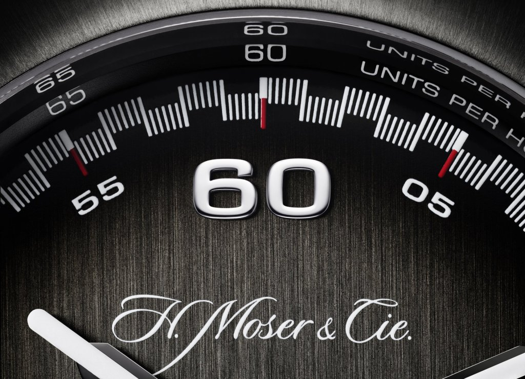 H. Moser & Cie. Streamliner Flyback Chronograph Automatic