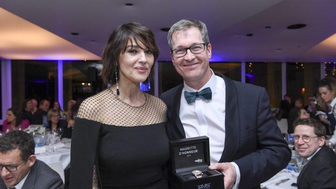 "Gavox Watches, Partner of Belgium's Golden Globe ""Magritte du cinéma"""