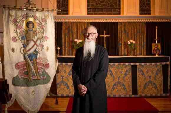 Father Gary Thorne (Photo: Daniel Wesser)