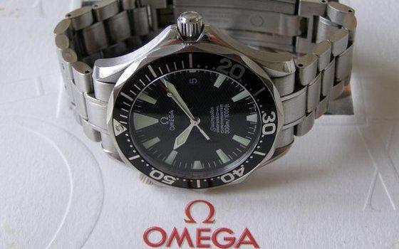 Omega Seamaster Professional(Cal 1120) felújítása 52a956ebb5