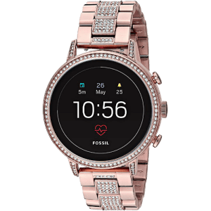 Women's Venture HR Rose Gold-Tone