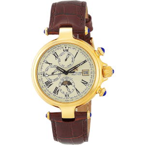 Men's Classic Marquise Automatic Gold (TW391G)