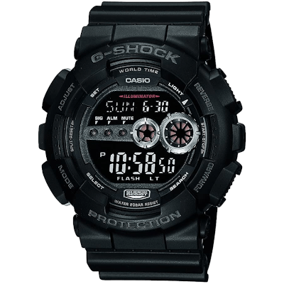 Casio (GD100-1BCR)
