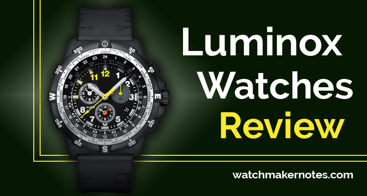 Luminox Watches Review