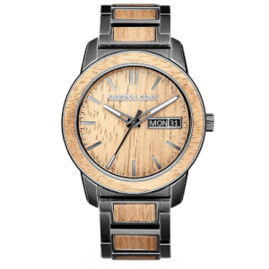 Men's Koa Barrel 42mm