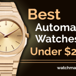 Best Automatic Watches Under $2000 (2021)