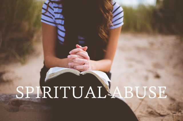 Questions about spiritual abuse