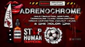 ADRENOCHROME: *The NEW P!nk* (Abortion, Child Trafficking, Organ Harvesting, Walnut Sauce – Part 1)